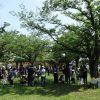 今年度最初の園行事、親子交流会を開きました
