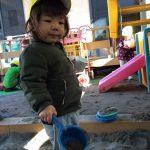 ちゅら組(1歳児)の様子