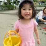 砂場で遊んだよ!のおはなし