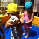 それぞれの水遊び…2018夏