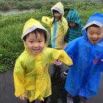 『リズム運動』『雨の日○○!?』のおはなし!