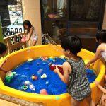 『水遊び・プール』解禁!
